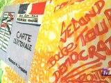 Des Graffs pour inciter les jeunes au vote (Marne-la-Vallée)