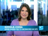 Google-China: Beijin accused of cyber attacks by company
