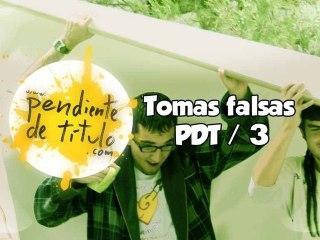 Tomas Falsas #3