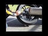 Installation et utilisation du Wheel Jockey en vidéo.