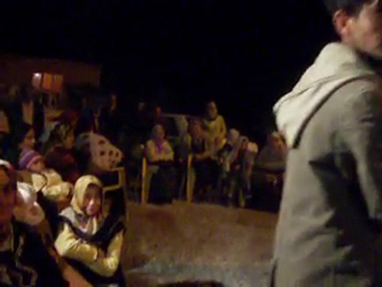 mustafa yaman kına  seyirciler