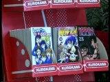 Les livres de manga