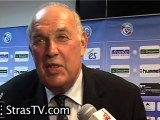 Plessis président Du Racing Club de Strasbourg