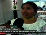 Jóvenes ecuatorianos reciben formación política