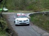 Rallye de l'Escarene 2008 Es 02 Col de l'Orme Col de Braus