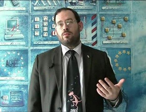 Interview de Benjamin Bayart, président French Data Network