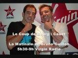 Canular Téléphonique Le Coup de Bourg : Sébastien Cauet piégé par Olivier Bourg