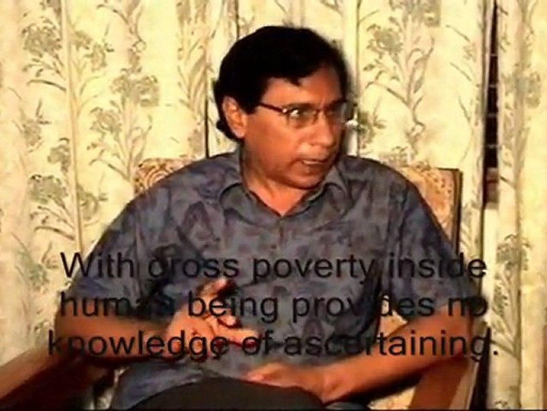 Militancy Poverty and the Politics