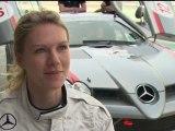 AMG Benz SLR GT & CLK DTM On Track