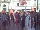 Manifestation Paris 23 mars 2010 Cortège CGT FAPT