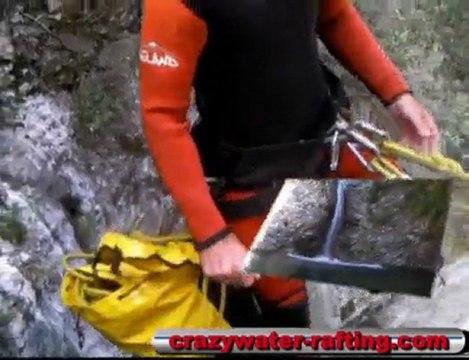 canyoning barcelonnette Ubaye