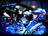 Gran Turismo 5 - Animation du pilote et du co-pilote