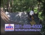 Commercial roof repair in Houston, Texas - roofing repairs