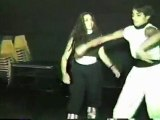 Freestyle Dance Contest - April 1985