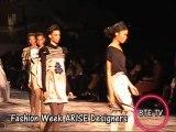 BTE TV covers ARISE Fashion Week Show