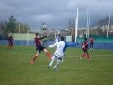 Auxerre C contre Saint Dié en CFA2 (saison 2009-2010)