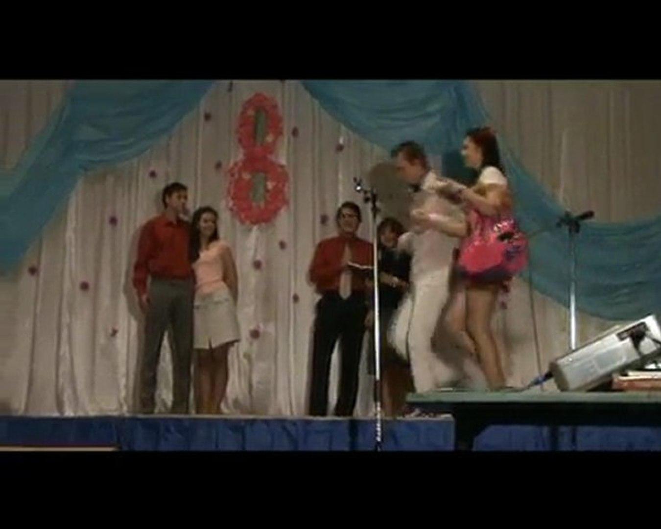 Визитка 11 А (А ну-ка, девушки (2010))
