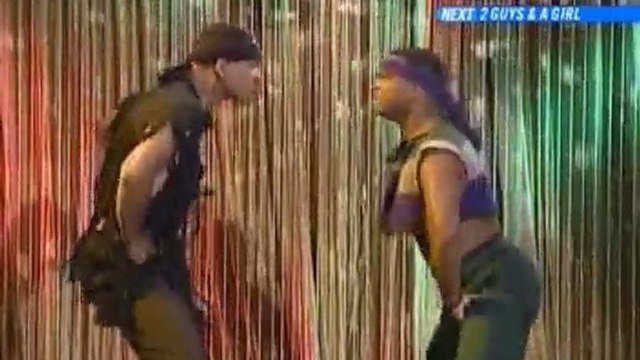 Fresh prince of Bel air - dance contest (Will & Carlton)