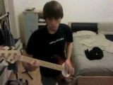 Red Hot Chili Peppers - Get Up And Jump (Bass Cover)
