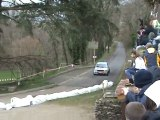Rallye du pays du gier 2010 équipage REYNAUD / GUERIN
