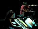 Christine Ott Impro Ondes Martenot & Tropismes live
