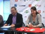 Camille Ayglon revient au HBC Nîmes (Handball D1)