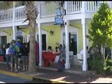 Les vacances à Key West, Floride