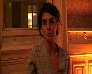 Charlotte Dupont, jeune réal