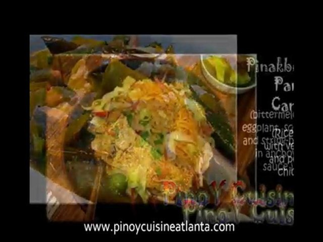 Filipino Restaurants Atlanta