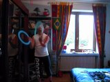 moi jonglage anneaux massues