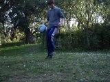 Football Jongle