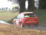 Rallye du Pays de Caux 2010 à Lillebonne