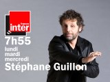 Stéphane Guillon se rachète