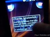 Demo Sony Ericsson Xperia X10 Mini Pro