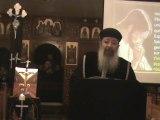 Sermon P.Moussa Wahib-Semaine Sainte 2010:Veille Vendredi St