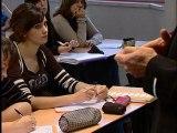 Intervention au Lycée Léonard de Vinci de Villefontaine