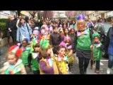 Carnaval de l'école Frapié de Neuilly-Plaisance