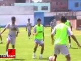 Peru.com: Prácticas en Alianza Lima previo al clásico