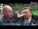 Mondeville piétiné par Bourges (basketball Fem L1)