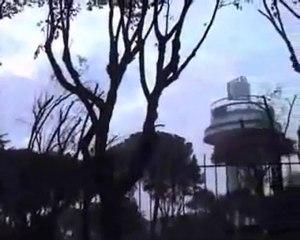 UFO Filmed In Kazakhstan