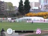 FCM Aubervilliers - FC Les Lilas