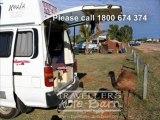 Campervans Sydney Melbourne Perth Darwin Cairns Brisbane