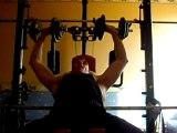 séance Pecs/Epaules/Biceps