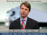 Charleston Semi Truck Accident Lawyers - Louthian Law Firm