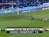 Real Madrid vs Racing Santander (2-0)