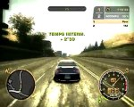 need for speed most wanted blacklist n°14 TAZ course 2