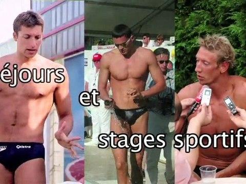Stages sportifs à Canet en Roussillon. #ILoveCanet