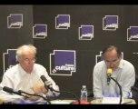 François Henrot et Roger-Pol Droit - Les matins