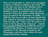 Islamic Questions -43 on Non Muslims