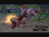 Vidéo test Monster Hunter Freedom Unite [PSP]